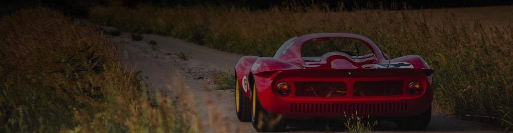 Ferrari Dino header