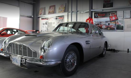 966 Aston Martin DB6